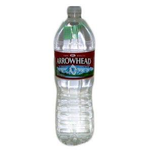 Arrowhead Spring Water 1.5 Ltr