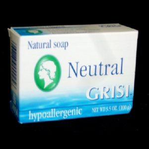 Grisi Bar Soap 3.5oz Neutro