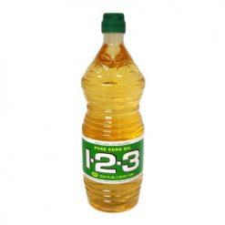 1-2-3 Corn Oil 33.81oz