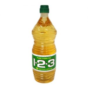 1-2-3 Corn Oil 33.81oz