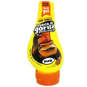 Moco De Gorila Gel Punk 85g Mini Ylw