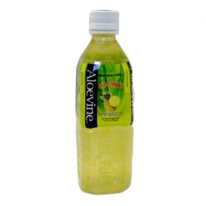 Aloevine 16.9oz Pineapple Drink