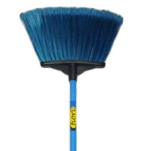 Broom Mega Sweeper Asst Clrs