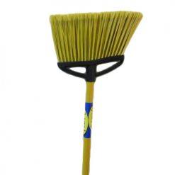 Angle Broom Lg Yellow