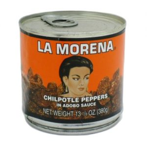 La Morena Chipotle Peppers 13.3oz