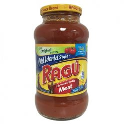 Ragu Sauce 23.9oz Meat