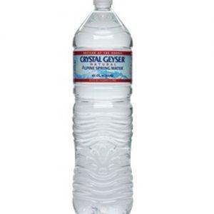 Crystal Geyser Water 1.5 Ltr