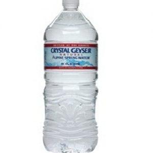 Crystal Geyser Water 1 Lt