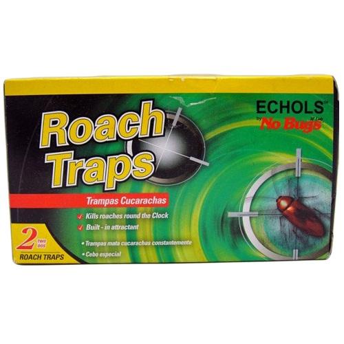 Echols Roach Traps 2pc