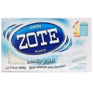 Zote Laundry Flakes 500g White