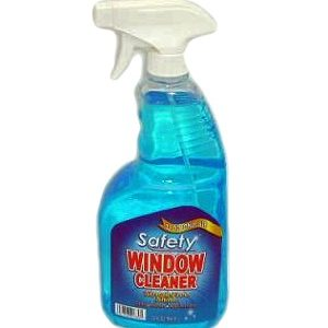 Safety Window Cleaner 32oz W-Trigger