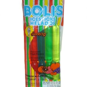 Bolis Ice Pops 8pk 2.4oz
