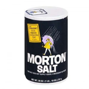 Morton Salt Plain 26oz
