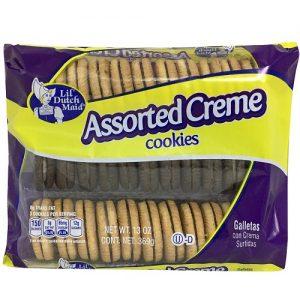 Lil Dutch 13oz Asst Creme Cookies