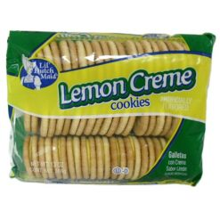 Lil Dutch 13oz Lemon Creme Cookies
