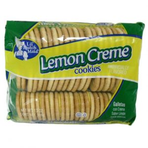 Lil Dutch 13oz Lemon Creme Cookies