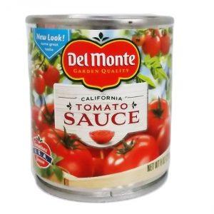 Del Monte Tomato Sauce 8oz