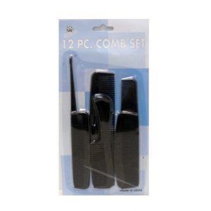 Comb Set 12pc