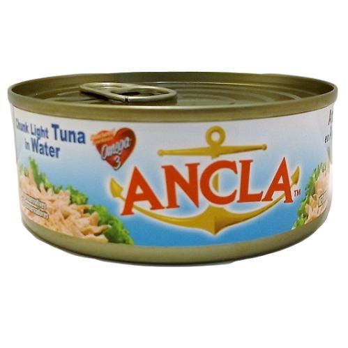 Ancla Chunk Light Tuna In Water 5oz