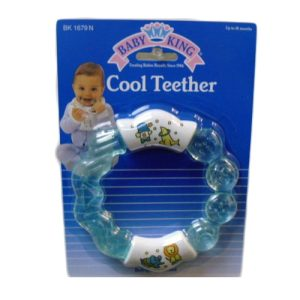 Baby Water Filled Teether Asst
