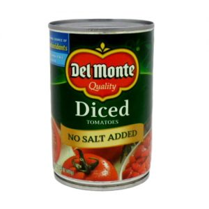 Del Monte Diced Tomatoes 14.5oz