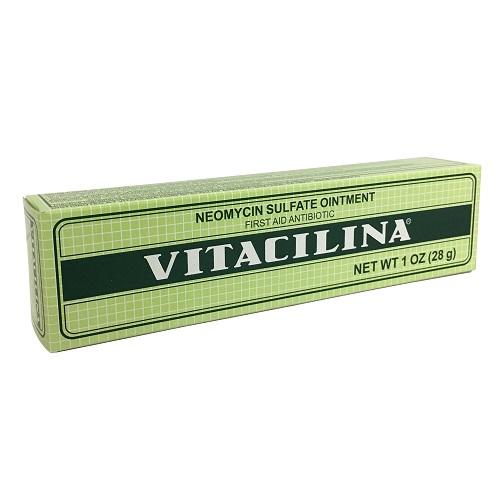 Vitacilina First Aid Ointment 1oz