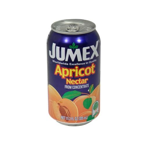 Jumex Can Apricot Nectar 11.3oz +CRV