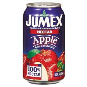 Jumex Can Apple Nectar 11.3oz + CRV