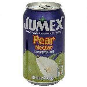 Jumex Can Pear Nectar 11.3oz +CRV