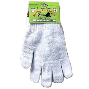Cotton Gloves 2pk Heavy Duty
