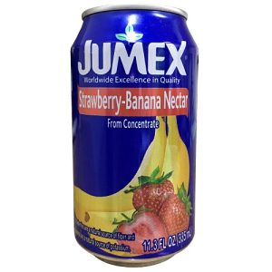 Jumex Can Strawberry-Banana 11.3oz