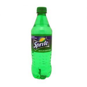 Sprite Soda 16.9oz PET Bottle