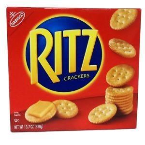 Nabisco Ritz Crackers 13.7oz