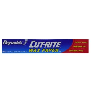 Reynolds Cut-Rite Wax Paper 75sq Ft