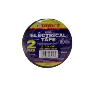 Tape Electrical 2pk 71in X 36ft