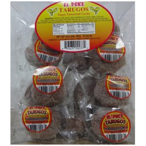 El Peke Tarugos Tamarind Candy