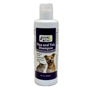 Royal Pet Flea AND Tick Shampoo 8oz