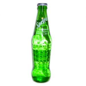 Sprite Soda 355ml Glass Bottle