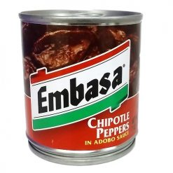 Embasa Chipotle Peppers 7oz