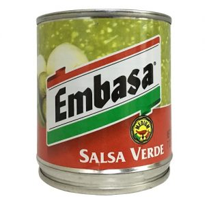 Embasa Salsa Verde 7oz