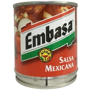 Embasa Salsa Mexicana 7oz
