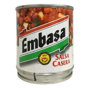 Embasa Salsa Casera 7oz