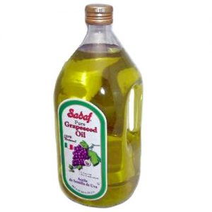 Sadaf Pure Grapeseed Oil 2 Ltrs
