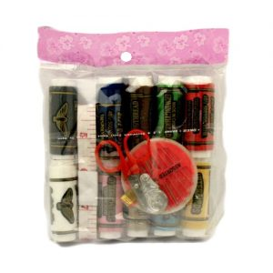 Sewing Kit in Bag Asst