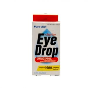 Pure-Aid Eye Drops .05oz Original