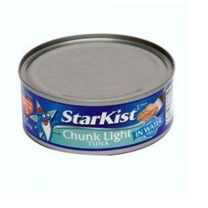 Starkist Chnk Lght Tuna Water 5oz