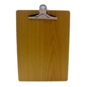 Clipboard Wood
