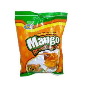 Jovy Lollipops Mango Revolcado 6oz