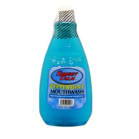 S.T Mouthwash Peppermint 24oz