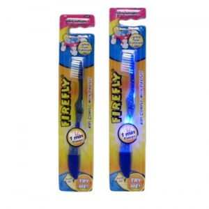 Firefly Kids Toothbrush 1pc W-Lght Timer